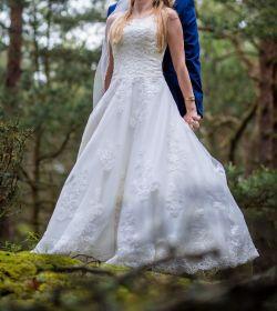 Suknia ślubna ANNAIS MINDA kolekcja 2016