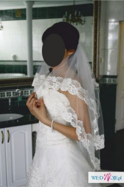 Suknia ślubna Annais Miriam 2013
