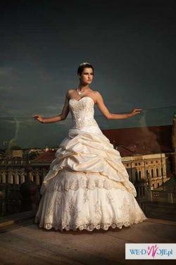 Suknia ślubna Annais - model Brittany rozm 38