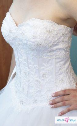Suknia Ślubna Annais Pompadour Marie