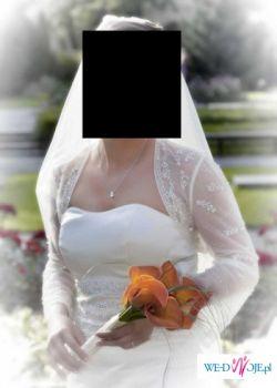 Suknia ślubna - Aspera Bride 4388 Light Gold kolekcja 2009
