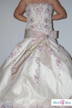 Suknia ślubna Ateleir Diagonal