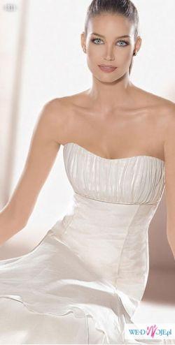 Suknia ślubna ATELIER DIAGONAL 1831