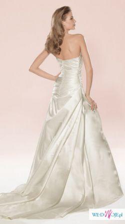 Suknia Ślubna ATELIER DIAGONAL 2808
