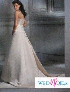 Suknia Ślubna Atelier Diagonal 706 gr. Pronovias