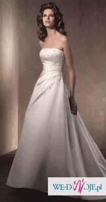 Suknia ślubna Atelier Diagonal rozmiar 34