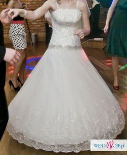 Suknia ślubna ATELIER SPOSA model ARABELLA