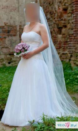 Suknia ślubna Atena rozm 38
