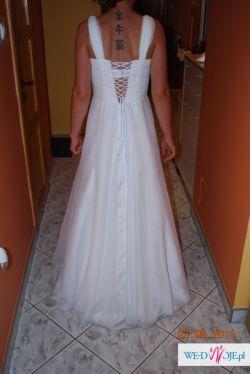 Suknia ślubna ATENA rozmiar 36-38