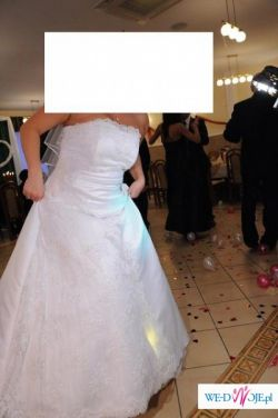 Suknia ślubna AZIZA z kolekcji Madame Zaręba