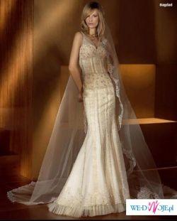 suknia ślubna BAGDAD z kolekcji St. Patrick