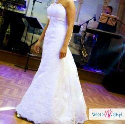 Suknia Ślubna Bahamas kolekcja San Patrick