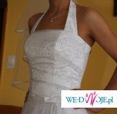 Suknia ślubna bajeczna