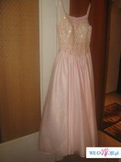 Suknia ślubna\balowa\wieczorowa