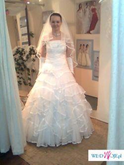 Suknia Ślubna Barbarella