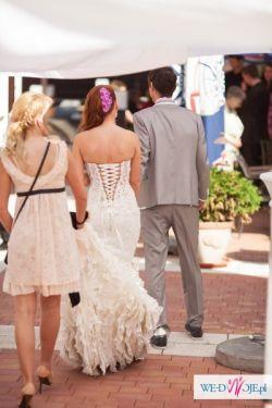 suknia ślubna Barcelona Engel