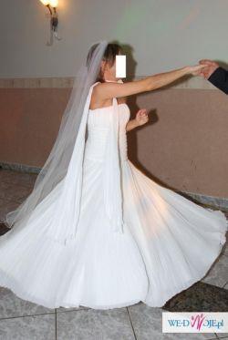Suknia ślubna bardzo elegancka Agnes
