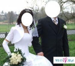 Suknia ślubna bardzo ładna TANIO