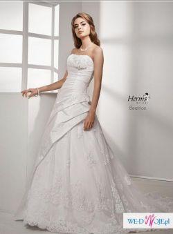 Suknia Ślubna Beatrice Rozmiar 36 Jak Nowa