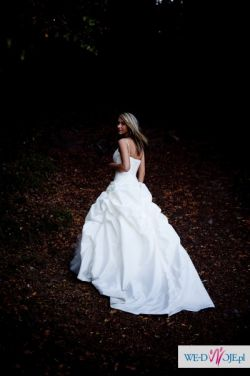 Suknia Ślubna Biała Podlaska- SPRZEDAM