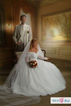 Suknia ślubna biała Pronuptia Paris 36/38
