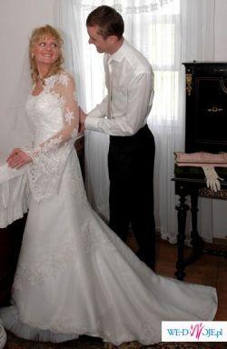 Suknia ślubna  biała Sincerity Bridial model 31 43