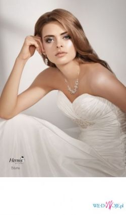 Suknia ślubna Bibitte Kolekcja 2011 Salon Passion