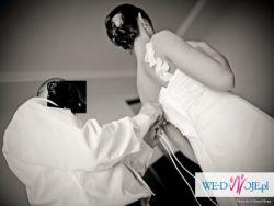 Suknia ślubna + bolerko i welon gratis!!!