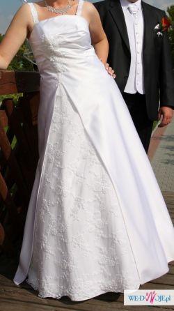 Suknia Ślubna- BRAZYLIJKA