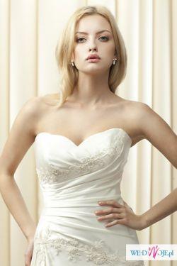 Suknia ślubna Bretania model 2011 rozmiar 36/38