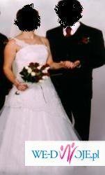 Suknia ślubna Brudzawy