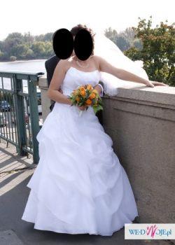 "suknia ślubna  ""Carla"""