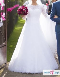 Suknia ślubna Celise model Tolemi 38