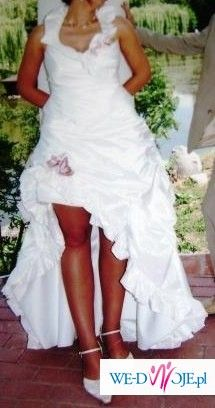 suknia ślubna chiara