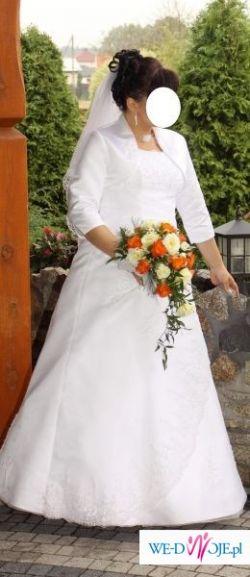 Suknia ślubna Ciążowa Suknie ślubne Ogłoszenie Komis Baza