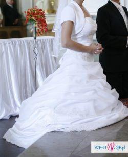Suknia ślubna Clara, Kreacja Żannet