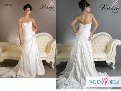 Suknia Ślubna Clarissa Verise Bridal roz S M 36 38
