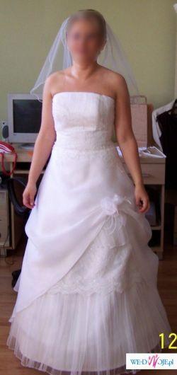 suknia ślubna classa 363