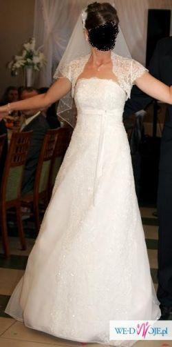 Suknia ślubna classa