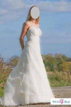 Suknia ślubna CLASSA model C-512