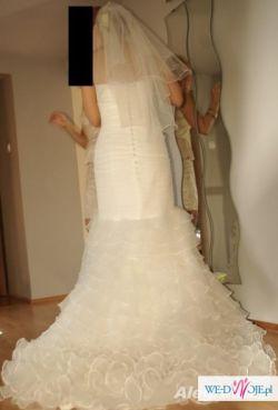 Suknia Ślubna CLASSA piękna hiszpanka