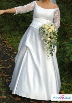 Suknia  ślubna classa roz. 42