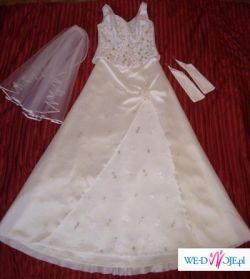 suknia slubna CLASSA rozmiar 38 POZNAŃ