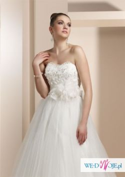 Suknia Ślubna, Claudine 7784, rozmiar 36