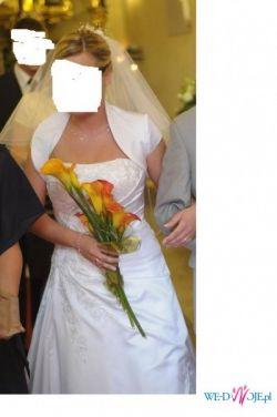 Suknia śłubna Comobella