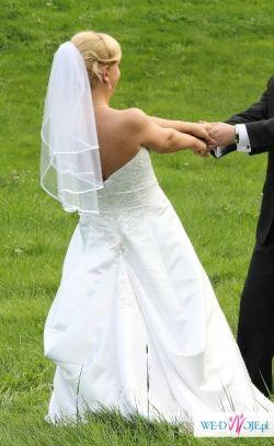 Suknia ślubna Cosmobella 2009 model 7326