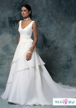 Suknia ślubna Cosmobella 7099
