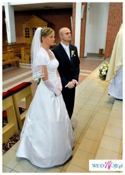 suknia ślubna Cosmobella 7163