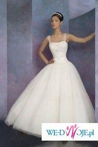Suknia ślubna Cosmobella 7254
