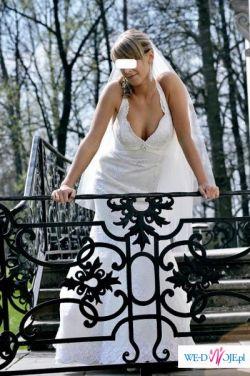 Suknia Ślubna Cosmobella 7318